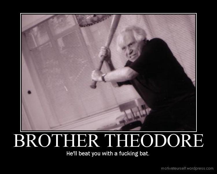brother theodore gollum