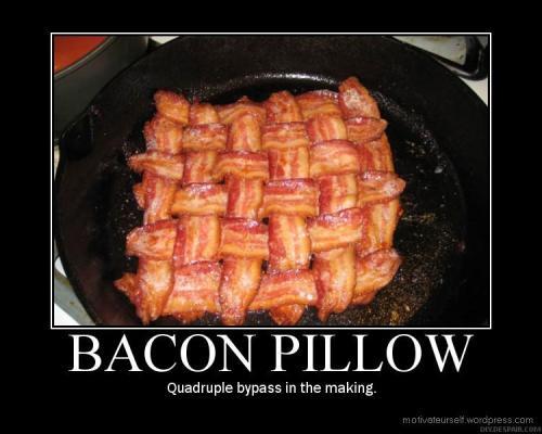 bacon-pillow