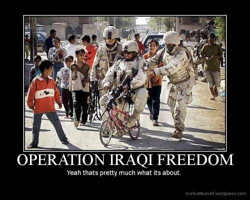 operation iraqi freedom 2 essay Needs of veterans operation enduring freedom and operation iraqi freedom   ects with community based providers2 while this marks progress in meeting  the mental health needs of veterans, it  ealth analysis summary n eed, costs.
